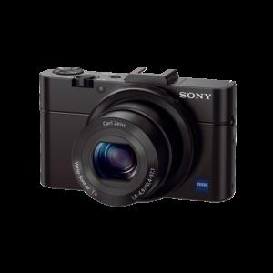 Kompaktní digitální fotoaparát SONY DSC-RX100