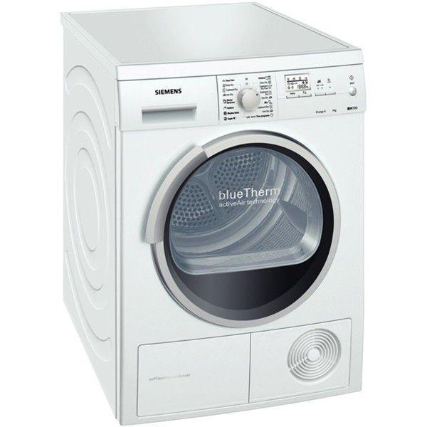 Kondenzační sušička prádla s tepelným čerpadlem SIEMENS