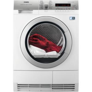 Kondenzační sušička prádla s tepelným čerpadlem AEG