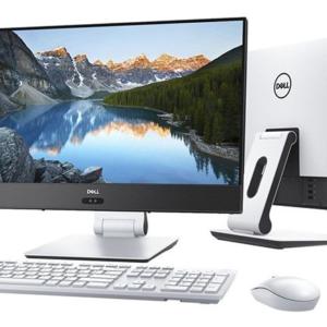 Dotykový počítač v monitoru