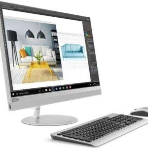 Počítač v monitoru Lenovo