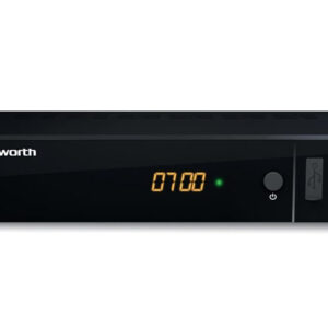 Set-top-box DVB-T2